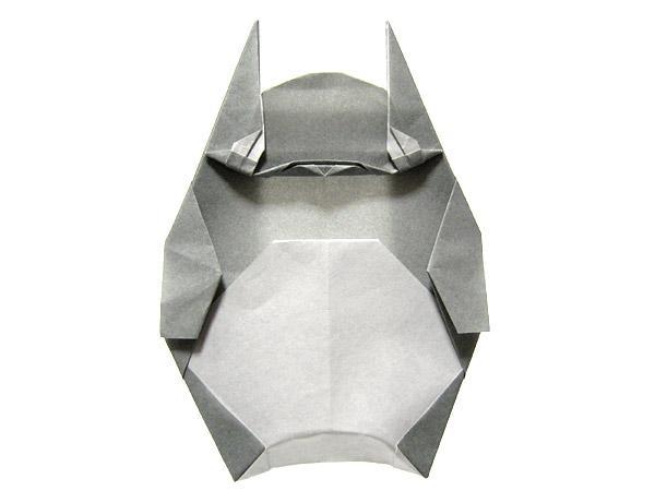 ハート 折り紙 折り紙 トトロ 立体 : divulgando.net