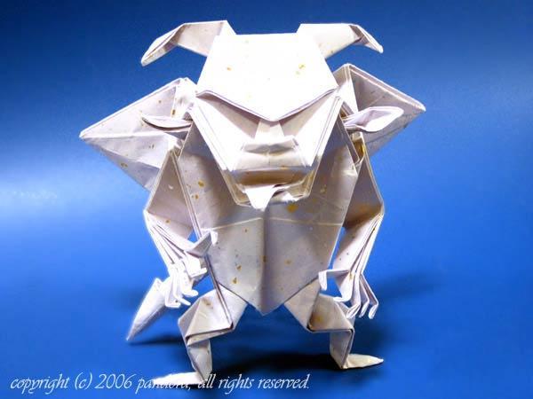 すべての折り紙 上級者 折り紙 : 折り紙の宝石箱∞: 2007年7月