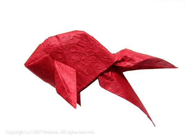 すべての折り紙 折り紙 鶴 画像 : 折り紙の宝石箱∞: 2007年4月