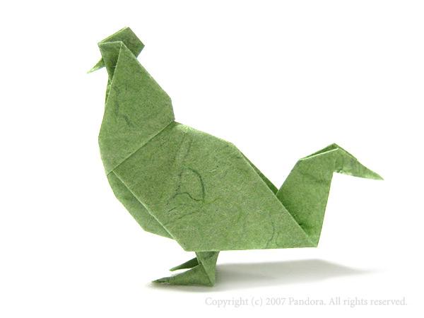 折り紙の宝石箱∞: 2007年4月 : 箱 紙 折り方 : 折り方