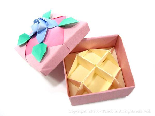 すべての折り紙 両面折り紙 折り方 : 折り紙の宝石箱∞: 2007年5月