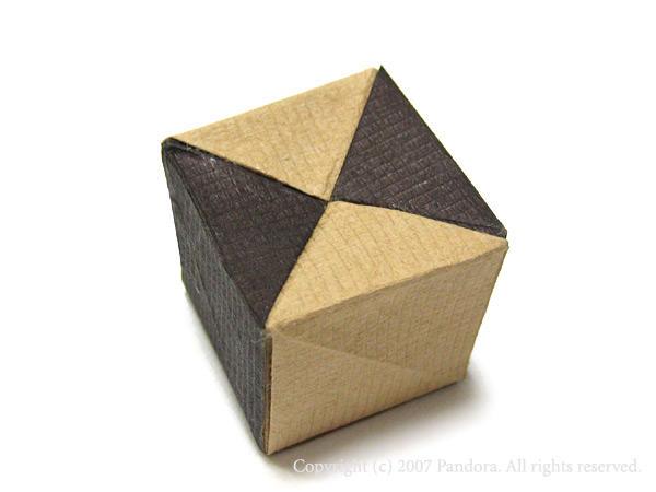ハート 折り紙 折り紙 箱 正方形 : schatulle.cocolog-nifty.com