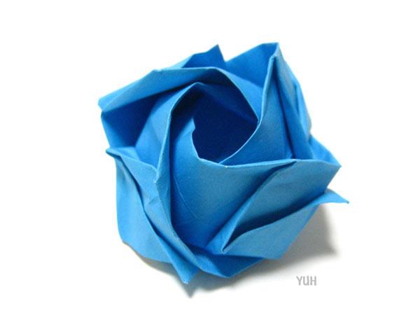 バラ 折り紙 : バラ 折り紙 : schatulle.cocolog-nifty.com