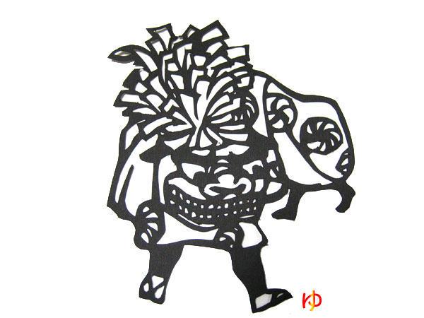 すべての折り紙 折り紙 薔薇 簡単 : 獅子舞と薔薇: ∞折り紙の宝石 ...